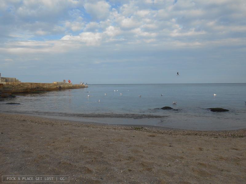 Odessa, Arcadia Beach