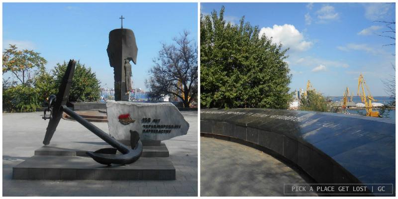 Odessa, Shevchenko Park