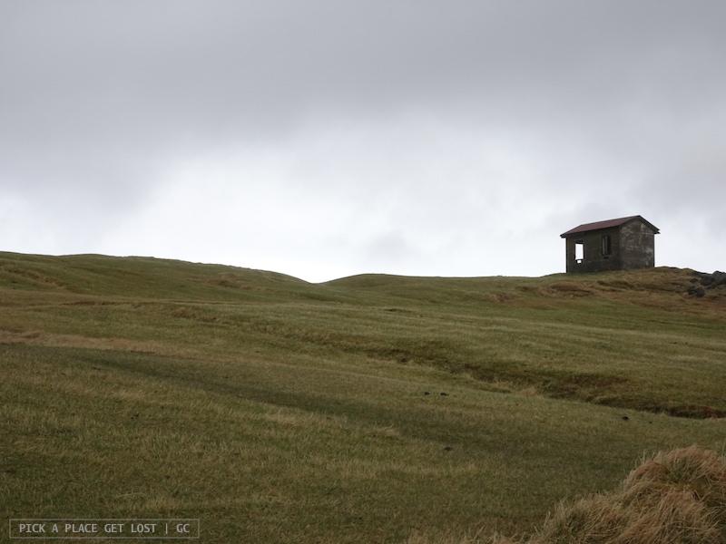 Faroe Islands. Hike to Sorvagsvatn, Vagar island