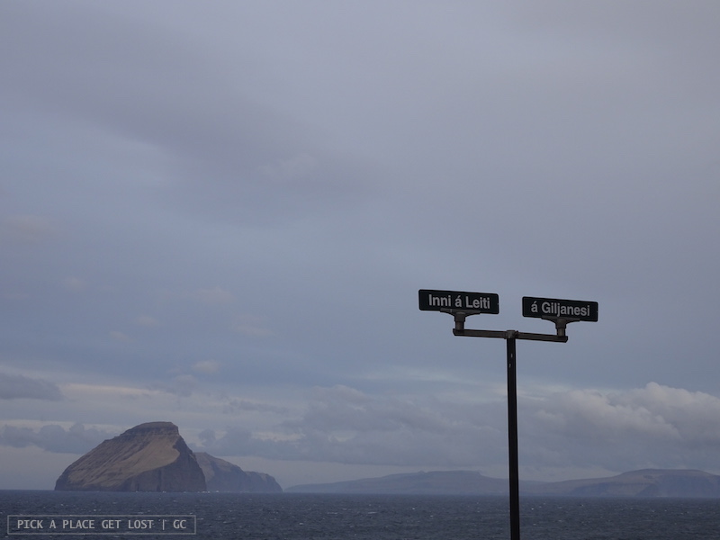 Faroe Islands. Vagar