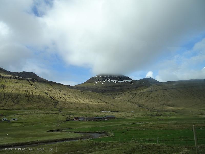 Faroe Islands. Streymoy
