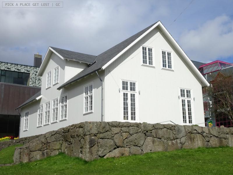 Faroe Islands. Torshavn, Logting