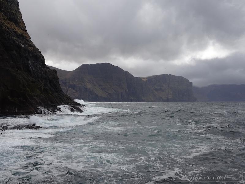 Faroe Islands. Vestmanna bird cliffs