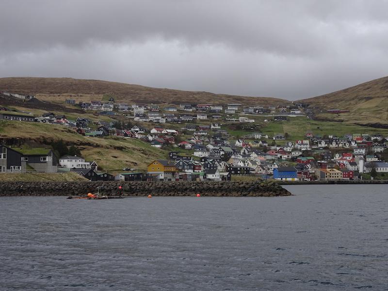 Faroe Islands. Vestmanna