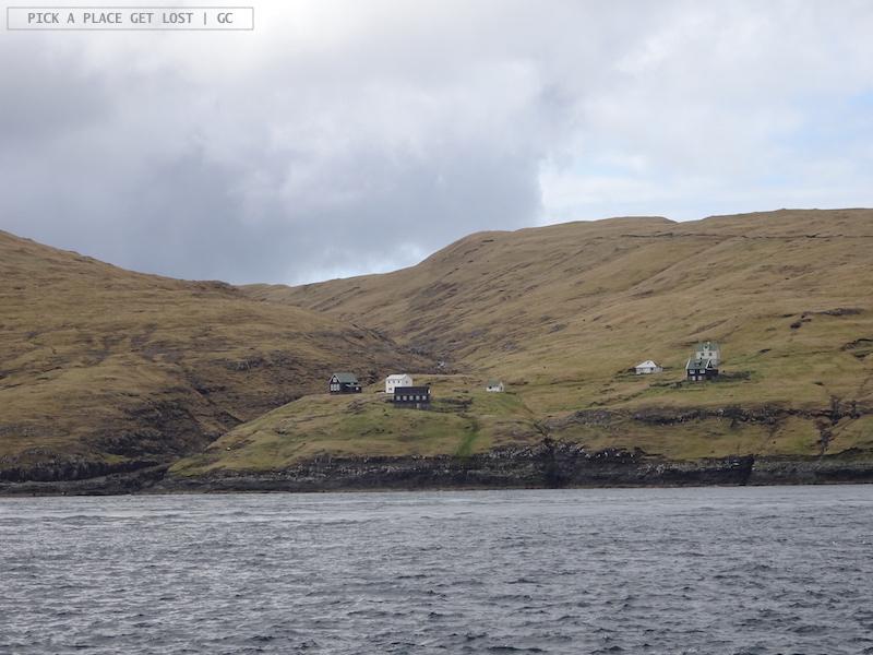 Faroe Islands. Slættanes