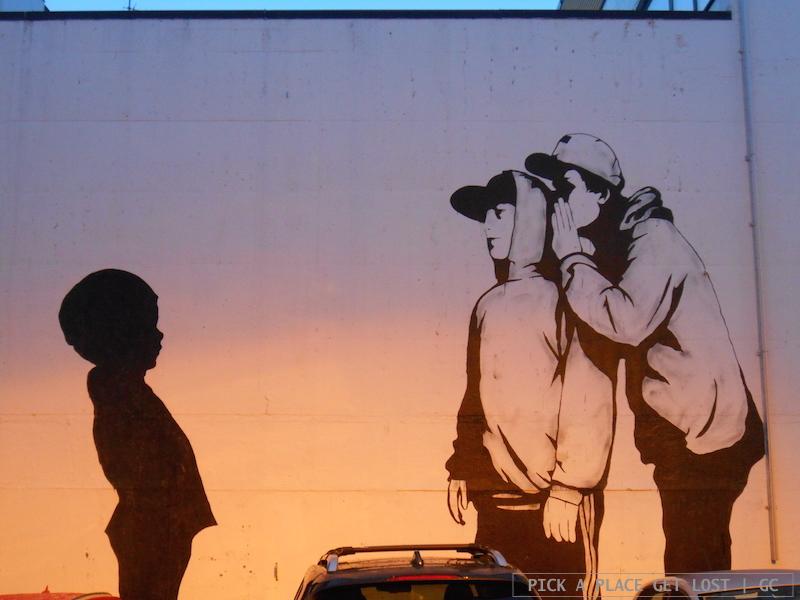 Street art a Bodø