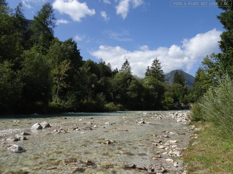 Slovenia. Mojstrana