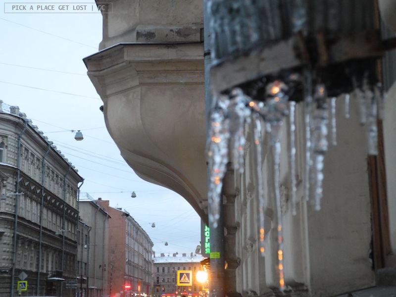 Saint Petersburg. Nevsky Prospekt