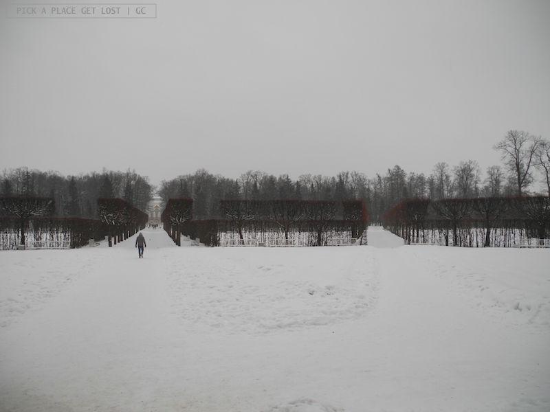 Saint Petersburg. Tsarskoe Selo