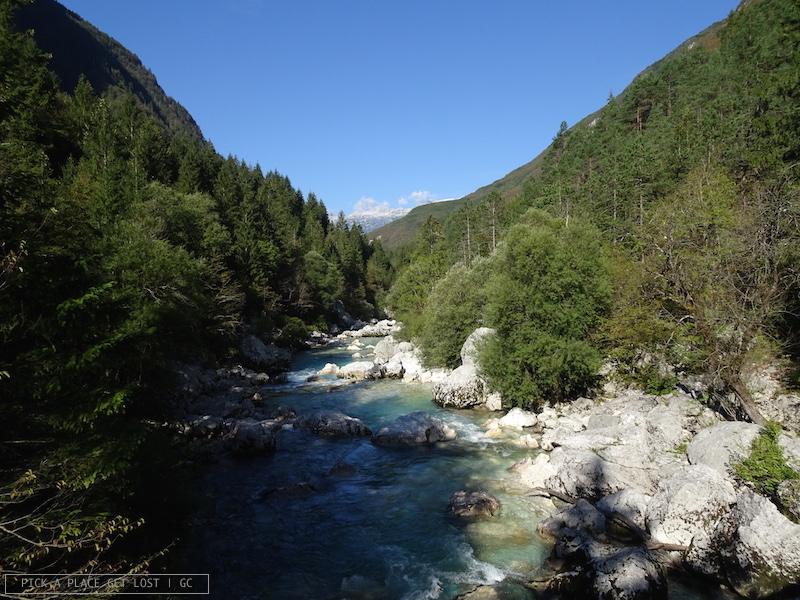 Slovenia, fiume Isonzo