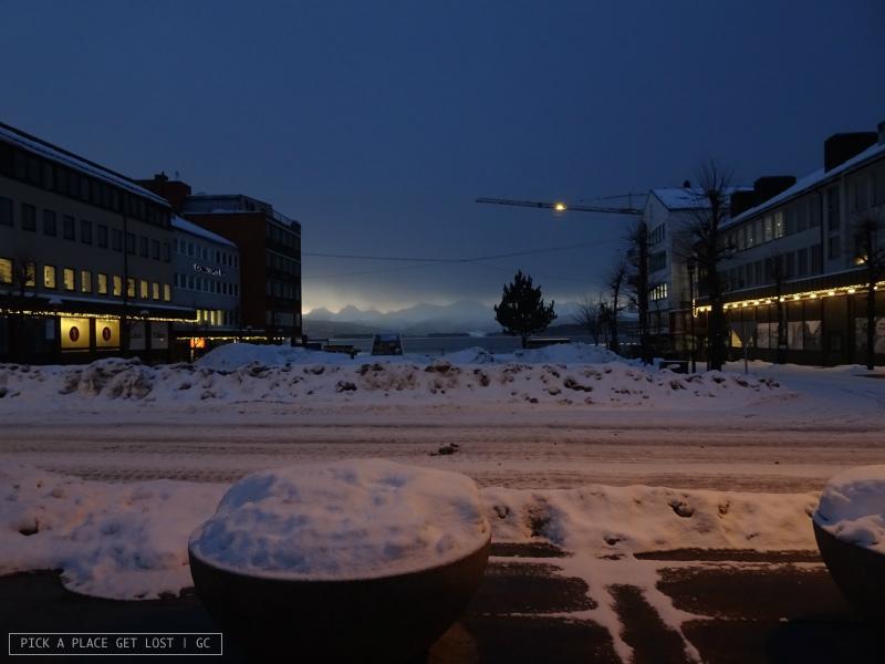 Norvegia. Molde, Storgata