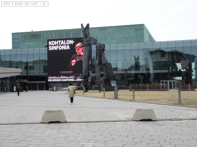 Helsinki. Helsinki Music Centre