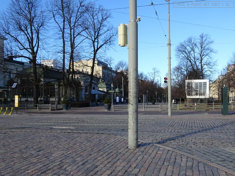 Helsinki. Esplanadi