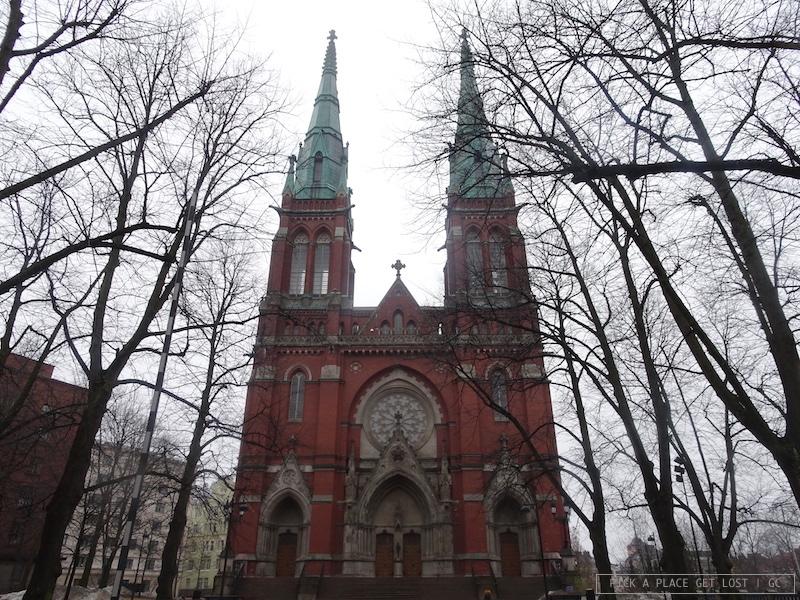 Helsinki. Chiesa di San Giovanni