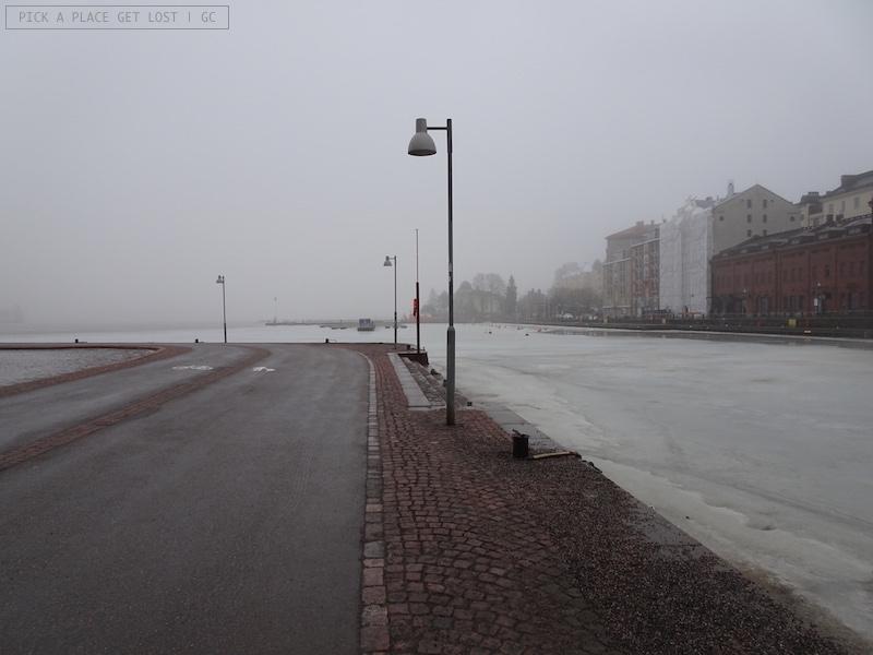 Helsinki. Pohjoisranta