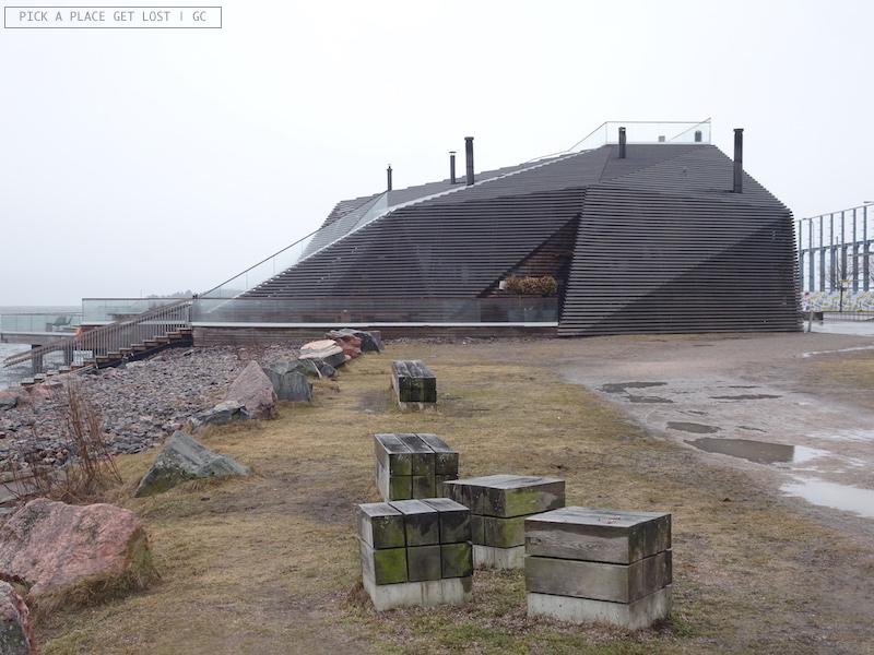 Helsinki. Löyly Sauna, Hernasaari