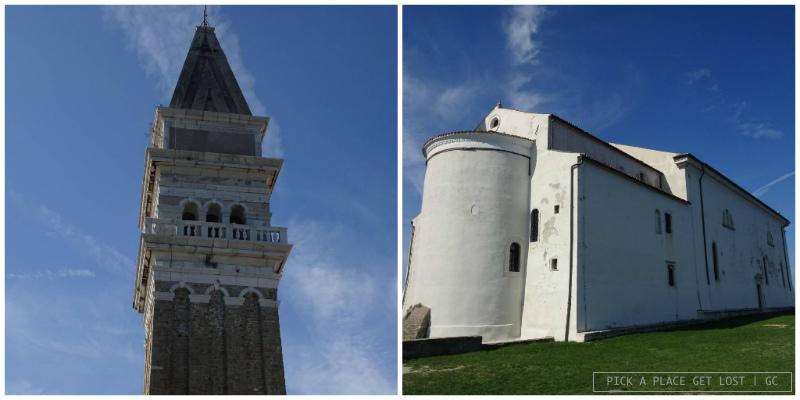 Slovenia. Piran, St. George
