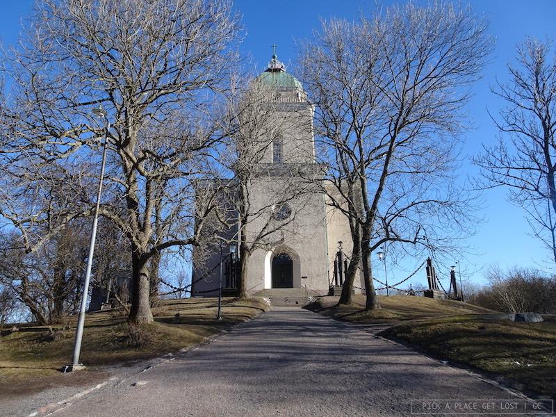Suomenlinna Church