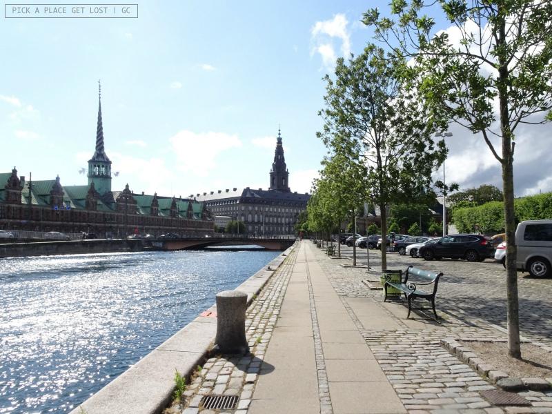 Copenhagen. Old Stock Exchange