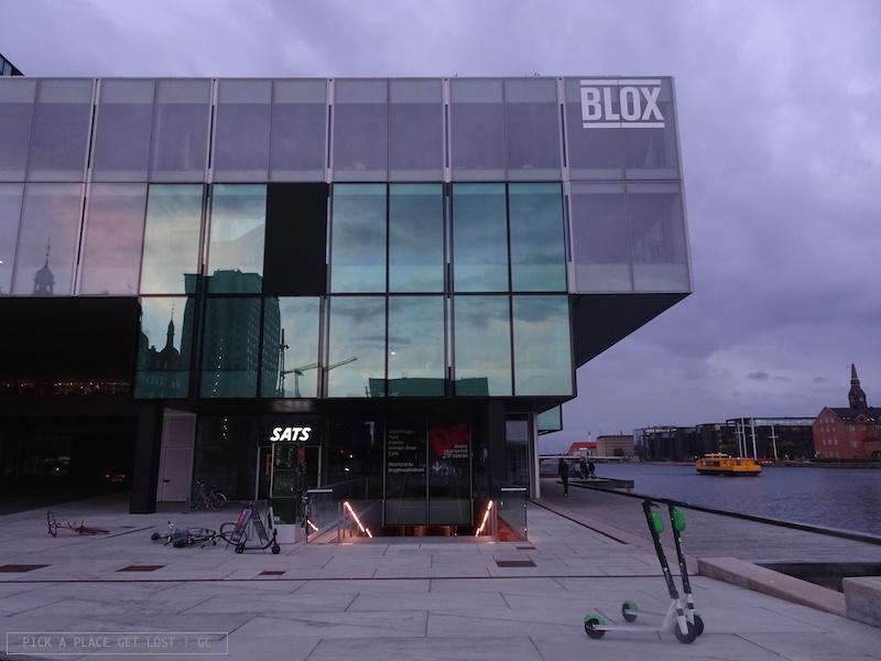Copenhagen. BLOX