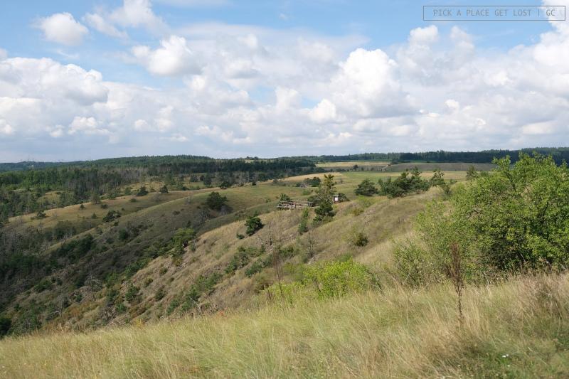 Mohelno steppe